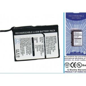 Фото Расширенный аккумулятор для Asus MyPal A620