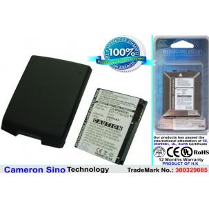 Фото Расширенный аккумулятор для BlackBerry Storm 9500