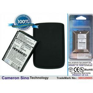 Фото Расширенный аккумулятор для BlackBerry Bold 9700