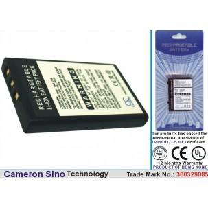 Фото Аккумулятор для Creative DiVi CAM 428 Portable MP3 Player
