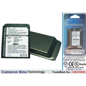 Фото Расширенный аккумулятор для HTC S630 Cavalier