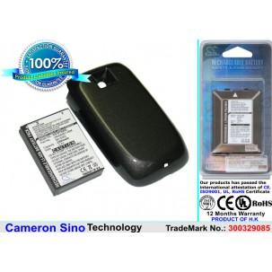 Фото Расширенный аккумулятор для HTC T2222 Touch Viva