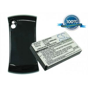 Фото Расширенный аккумулятор для Sony Ericsson R800a (Чёрный)