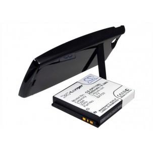 Фото Расширенный аккумулятор для Sony Ericsson Xperia arc (Чёрный)