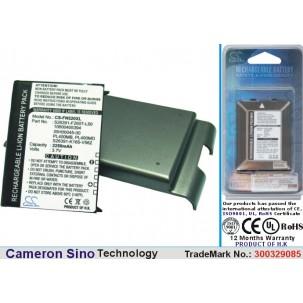 Фото Расширенный аккумулятор для Fujitsu-Siemens Loox N560