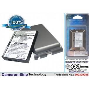 Фото Расширенный аккумулятор для Fujitsu-Siemens Loox T830