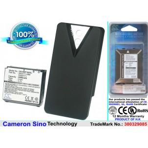 Фото Расширенный аккумулятор для HTC T7272 Touch Pro