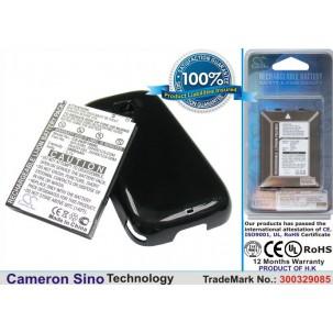 Фото Расширенный аккумулятор для HTC Touch Pro 2 T7373 / Touch Pro II