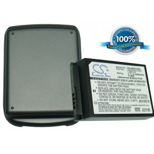 Фото Расширенный аккумулятор для HTC S730 Wings 100