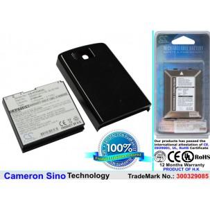 Фото Расширенный аккумулятор для HTC T8282 Touch HD