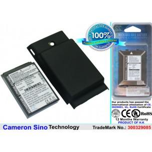 Фото Расширенный аккумулятор для HTC T8290 MAX 4G