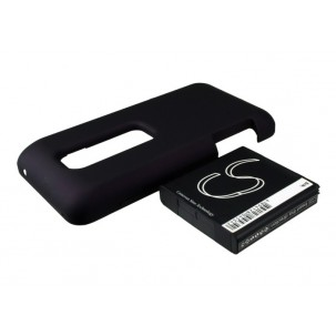 Фото Расширенный аккумулятор для HTC EVO 3D