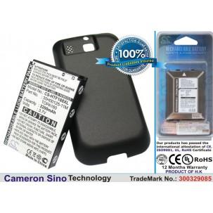 Фото Расширенный аккумулятор для HTC Smart