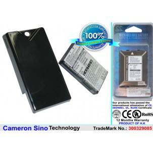 Фото Расширенный аккумулятор для HTC Touch Diamond 2 T535x / Touch Diamond II