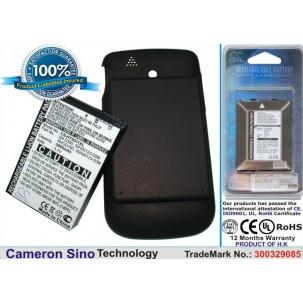 Фото Расширенный аккумулятор для HTC Snap S521