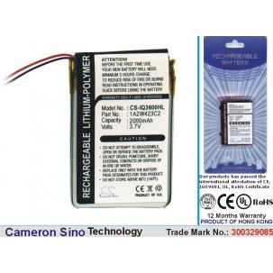 Фото Расширенный аккумулятор для Garmin iQue 3200
