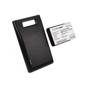 Фото Расширенный аккумулятор для LG Optimus L7 P705 (Чёрный)