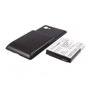 Фото Расширенный аккумулятор для LG Optimus 4X HD P880