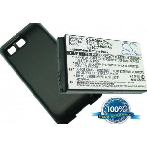 Фото Расширенный аккумулятор для Motorola Defy