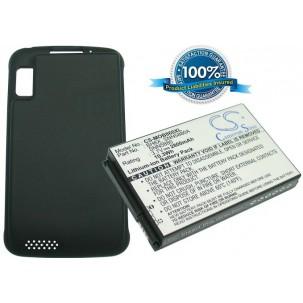 Фото Расширенный аккумулятор для Motorola Atrix 4G
