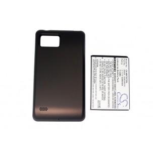 Фото Расширенный аккумулятор для Motorola Atrix 2 / Motorola Atrix II