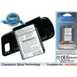 Фото Расширенный аккумулятор для Samsung i7500