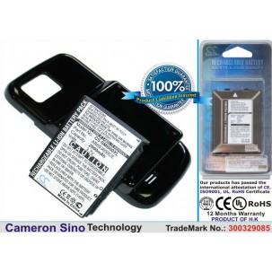 Фото Расширенный аккумулятор для Samsung i8000