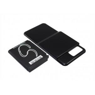 Фото Расширенный аккумулятор для Samsung Omnia WiTu i900