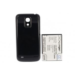 Фото Расширенный аккумулятор для Samsung Galaxy S4 Mini / Galaxy S IV Mini (Чёрный)