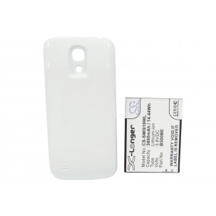 Фото Расширенный аккумулятор для Samsung Galaxy S4 Mini / Galaxy S IV Mini (Белый)