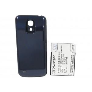 Фото Расширенный аккумулятор для Samsung Galaxy S4 Mini / Galaxy S IV Mini (Синий)