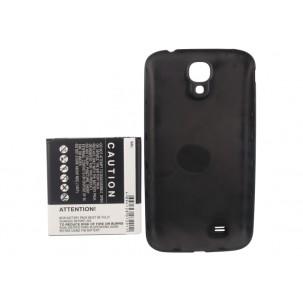 Фото Расширенный аккумулятор для Samsung Galaxy S4 GT-I9500 / Galaxy S IV (Чёрный)
