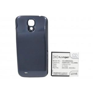 Фото Расширенный аккумулятор для Samsung Galaxy S4 GT-I9500 / Galaxy S IV (Синий)