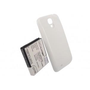 Фото Расширенный аккумулятор для Samsung Galaxy S4 GT-I9500 / Galaxy S IV (Белый)
