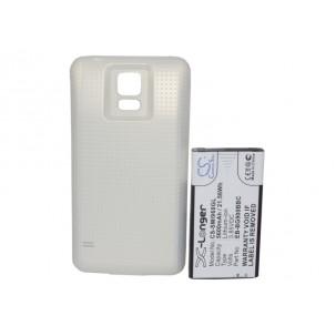 Фото Расширенный аккумулятор для Samsung Galaxy S5 GT-I9600 / Galaxy S V (Золотой)
