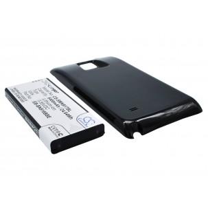 Фото Расширенный аккумулятор для Samsung Galaxy Note 4 (Чёрный)