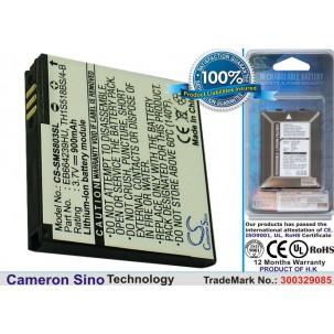 Фото Аккумулятор для Samsung Jet S8000