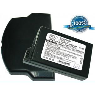 Фото Расширенный аккумулятор для Sony PSP-2000