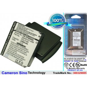 Фото Расширенный аккумулятор для HTC P3650 Touch Cruise